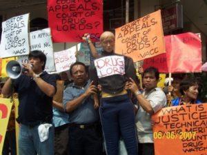 Demonstration June 07