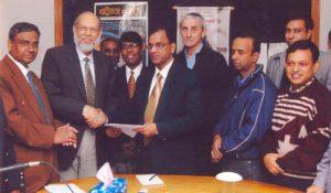 Dhaka Ahsania Mission handover